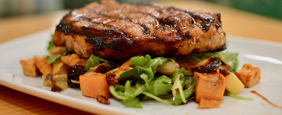 Plantation Key Pork Chop — Kingdom Cuisine