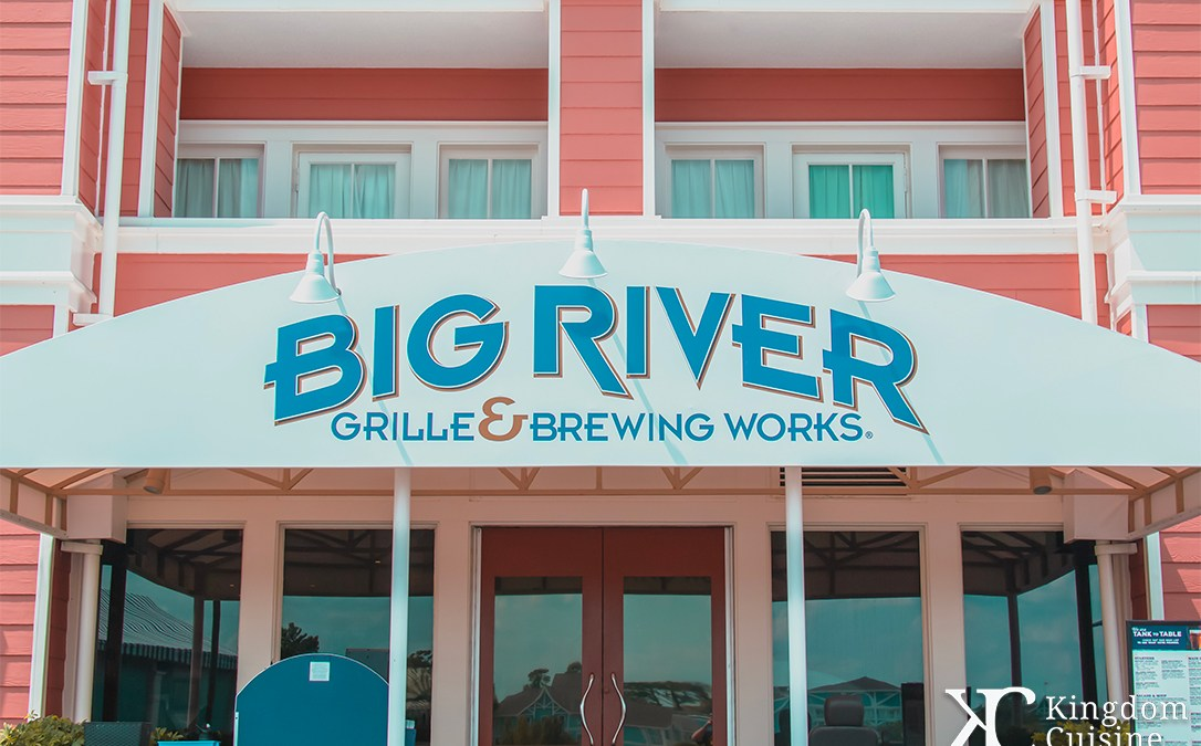 Big River Grille & Brewery Works Tour
