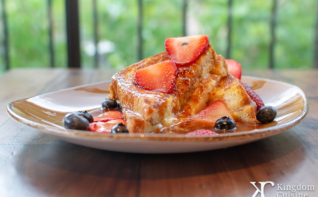 Wine Country Brunch French Toast
