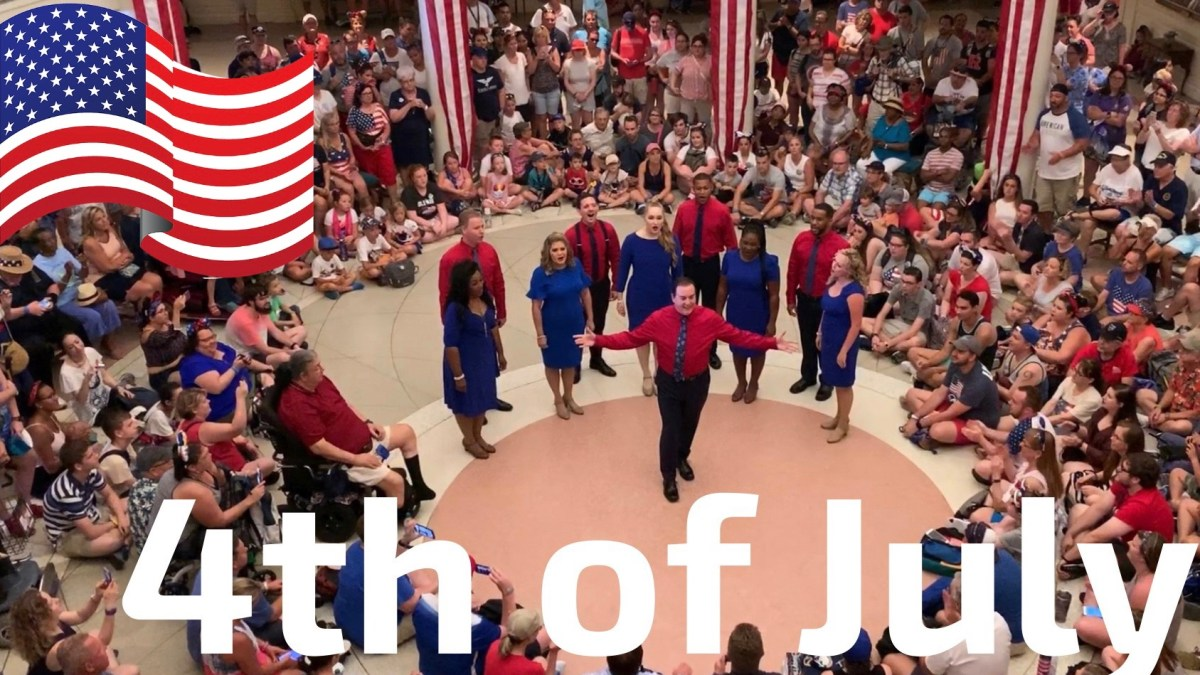 VIDEO: 4th of July Voices of Liberty