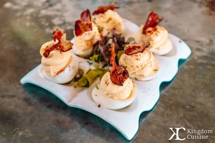 Church Lady Deviled Eggs – Chef Art Smith's Homecomin'