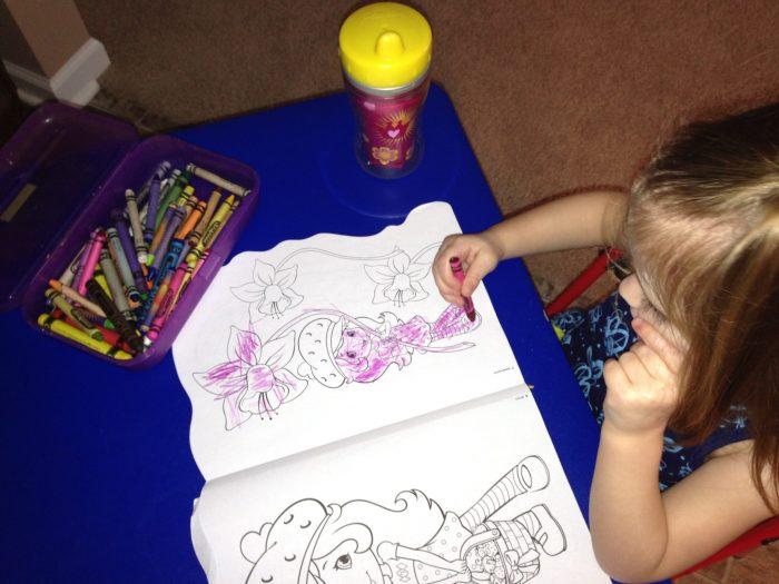 Jordan Coloring Tot School