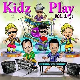 Bonafide Studioz  ~  Kidz Play Vol. 1 {Review}