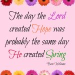 Hope Springs Light Pink