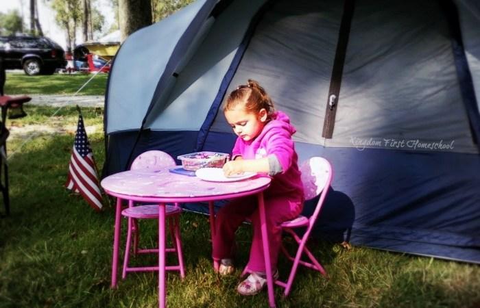 Memoirs of a Happy Camper