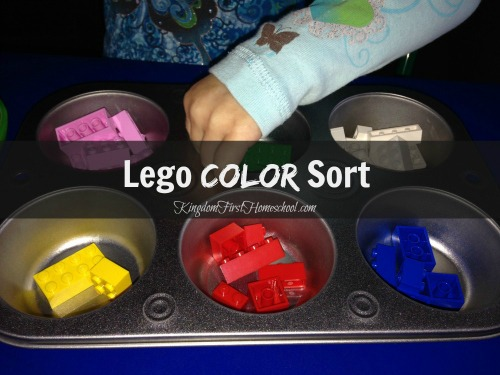 Lego-Color-Sort