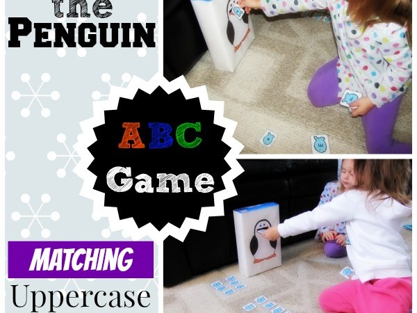Feed the Penguin ABC Game