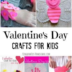 Fun Valentine's Day Crafts for Kids