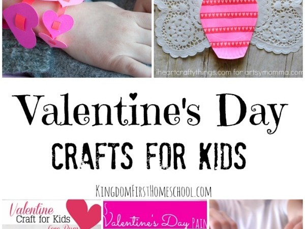 Fun Valentine's Day Crafts for Kids
