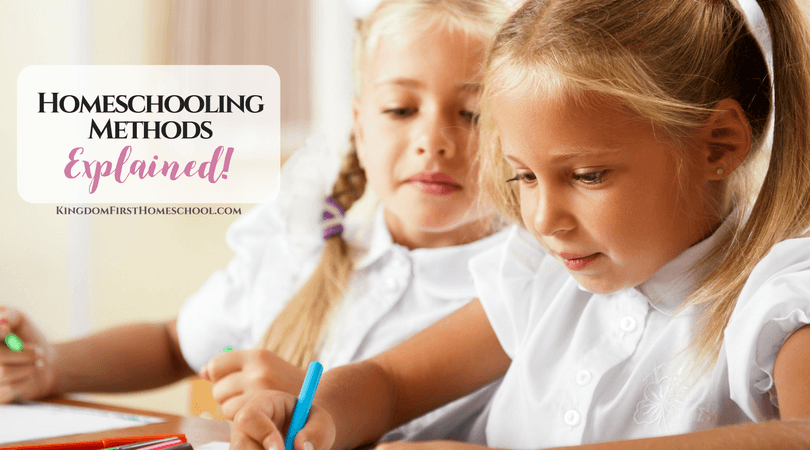 """Homeschooling is not """"one size fits all"""", but rather an assortment of homeschooling methods. Lets explore the different ways to homeschool to find your perfect fit."""