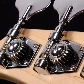 kingdom empire bass electric guitar machine heads
