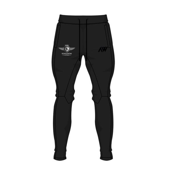 Kingdom Gym Tracksuit Bottoms