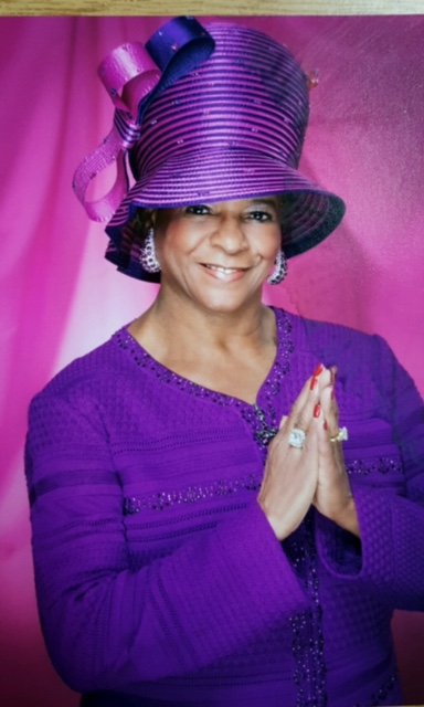 Lady Patricia A. Ross | 2017 Legacy Award Recipient