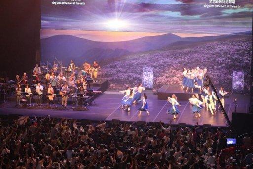 Jerusalem Gathering 4