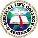 Biblical Life College and Seminary Logo