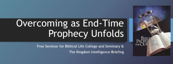 End-Time Prophecy Seminar