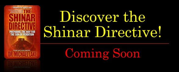 The Shinar Directive Coming Soon!