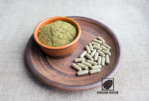 Green Malay Capsules