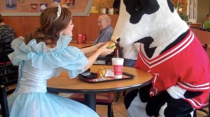 Genevieve to appear at Chick Fil A Kids Night Tuesday Oct 12!