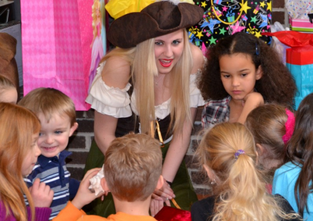 Pirate Princess Parties