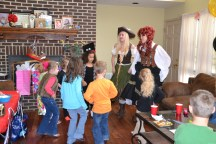 Pirate Princess Party Virginia KingdomofAzuria