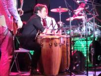 Ali Khan on Kandler Custom Drums 2014 2