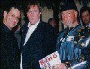Mr Khan & Gerard Depardieu