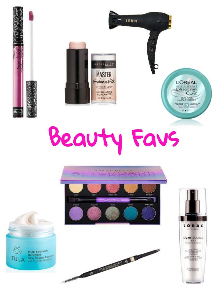 Beauty Favs