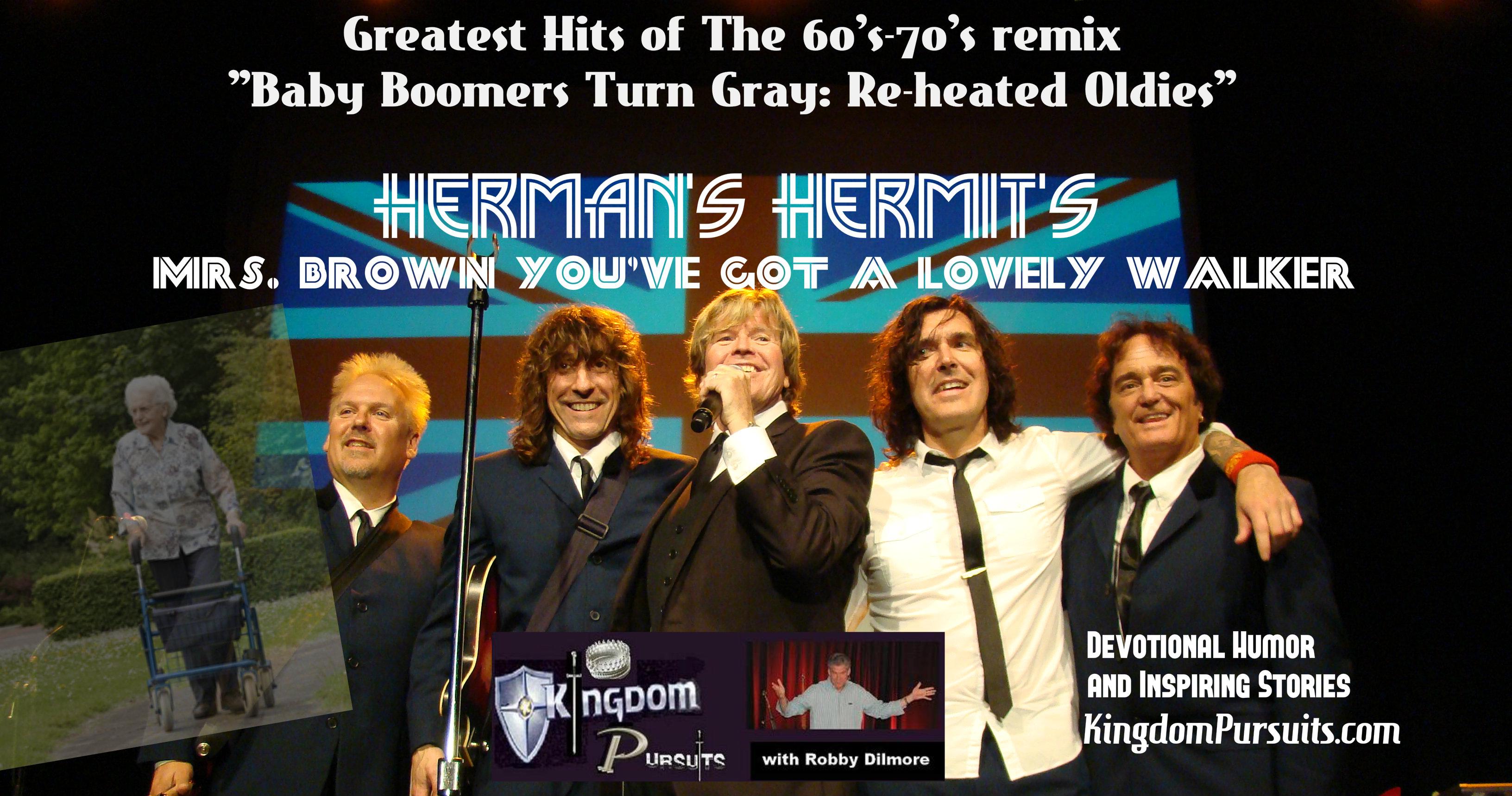 hermans-hermits-walker