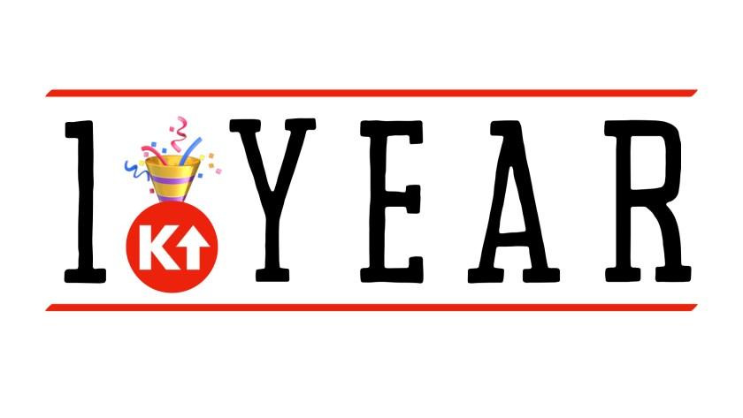 1 Year Anniversary at Kingdom Upgrowth Website