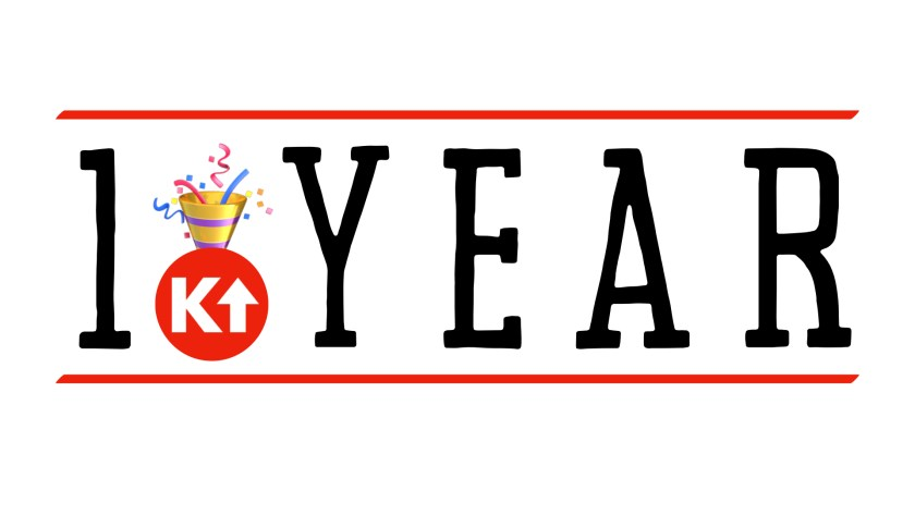 1 Year Anniversary at Kingdom Upgrowth Website