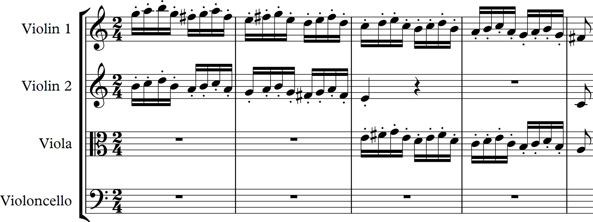 3 Parallel Motion A Level Music