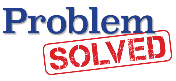Image result for problem solved