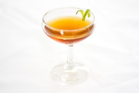 Derby Bourbon Cocktail