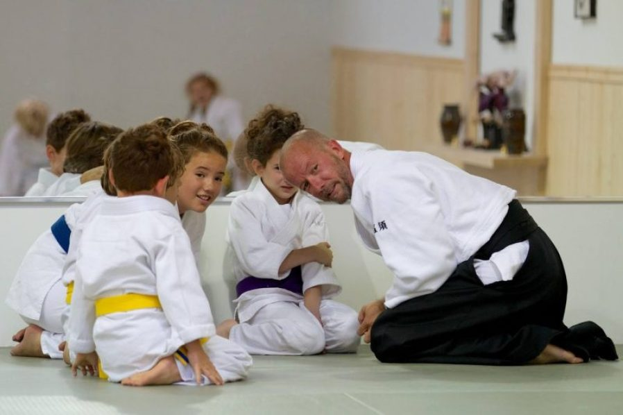 best martial art for a child