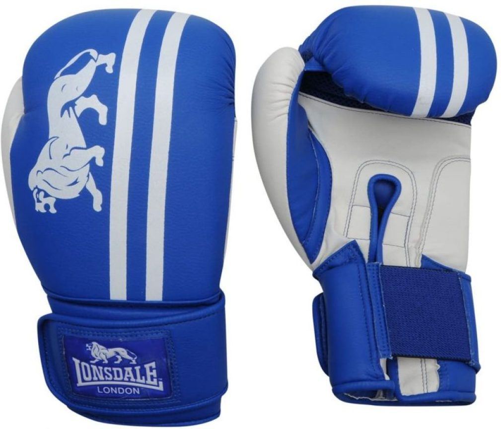 womens purple boxing gloves