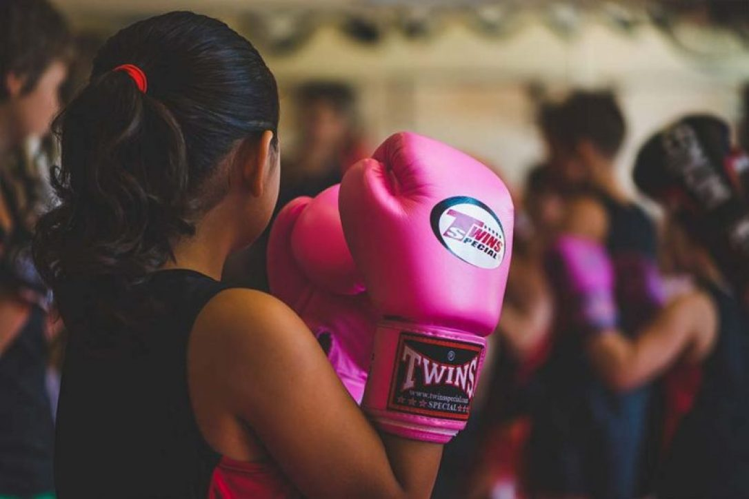 boxing class for kids
