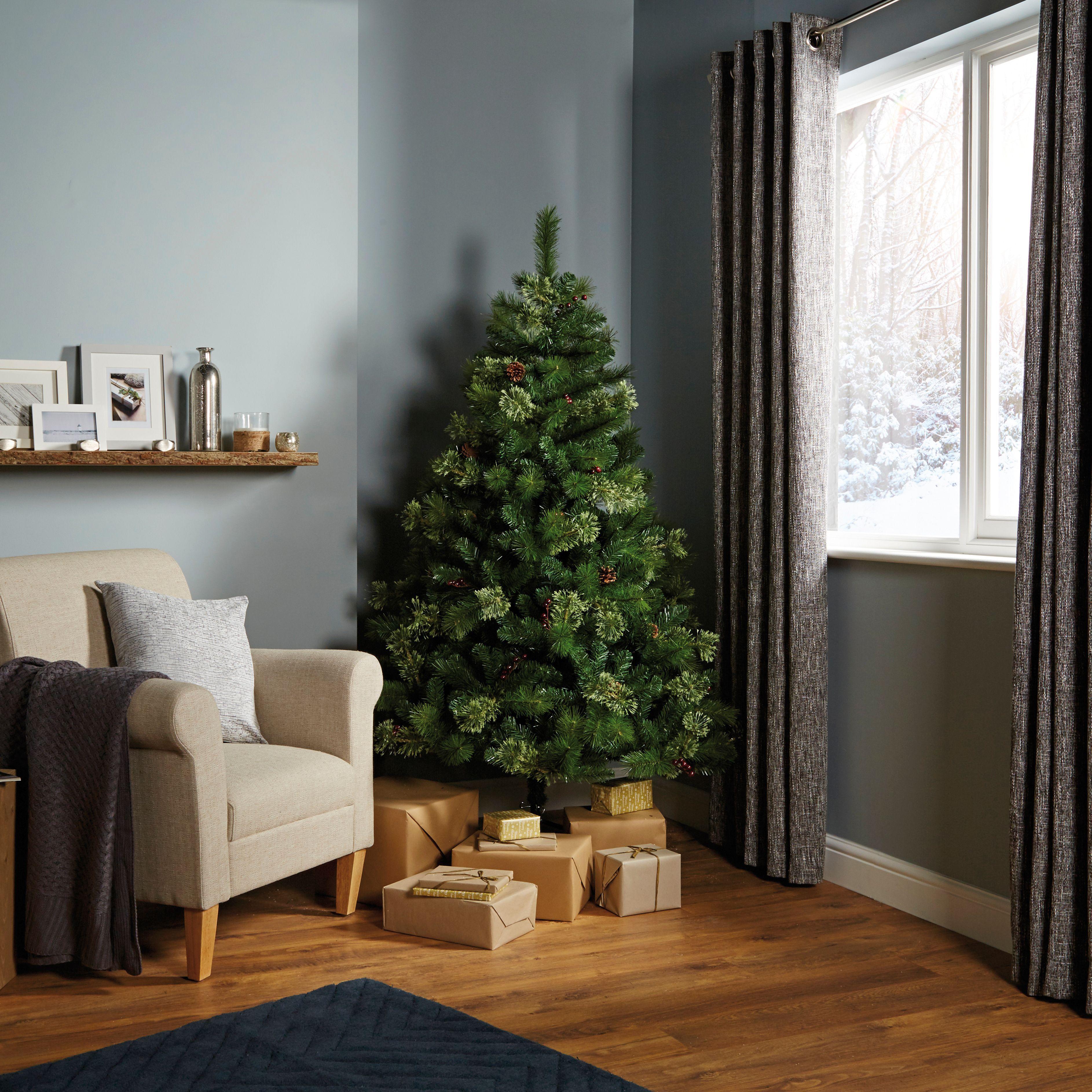 Baby Blue Artificial Christmas Tree Treetopia