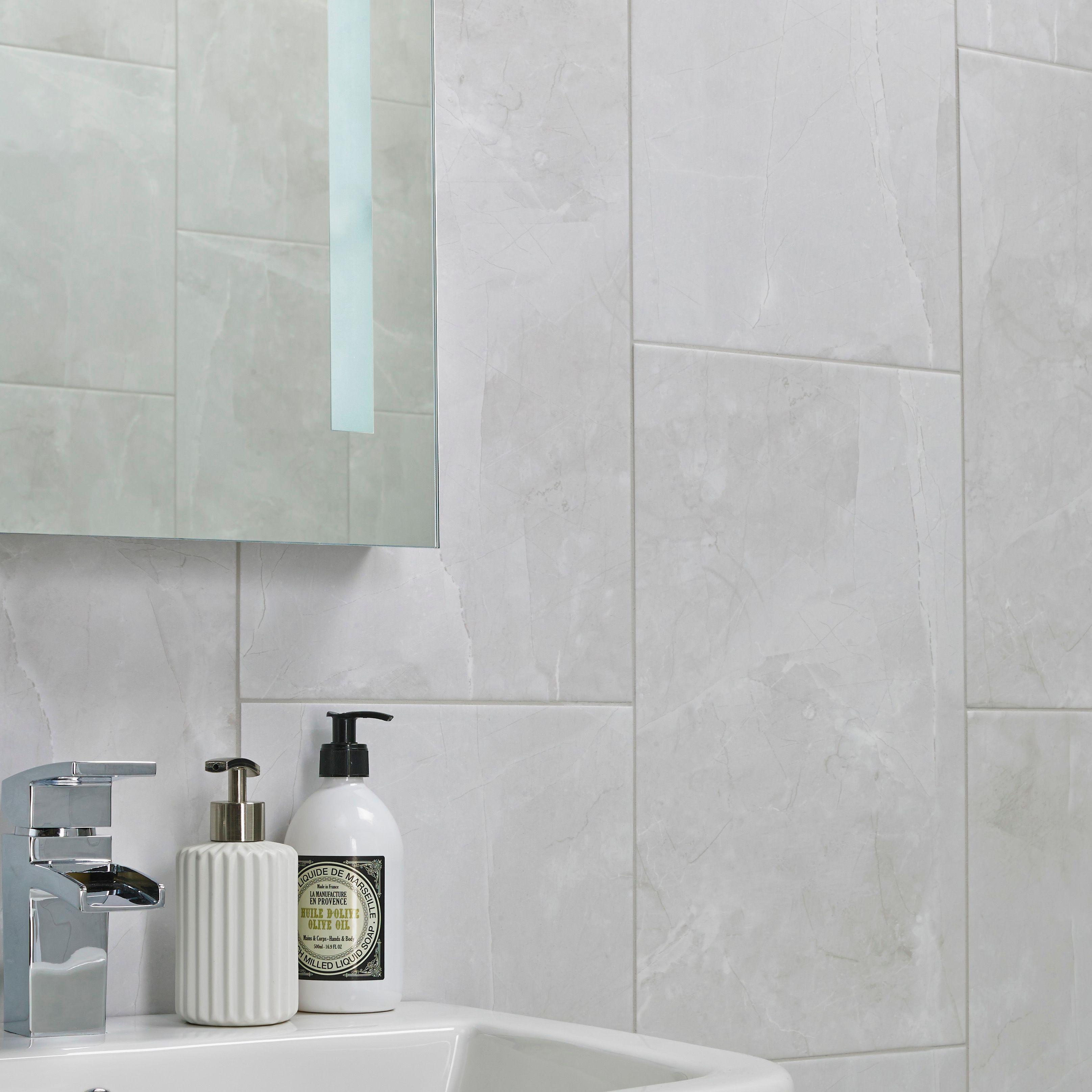 Arlington Marble Mist Stone Effect High Definition Ceramic