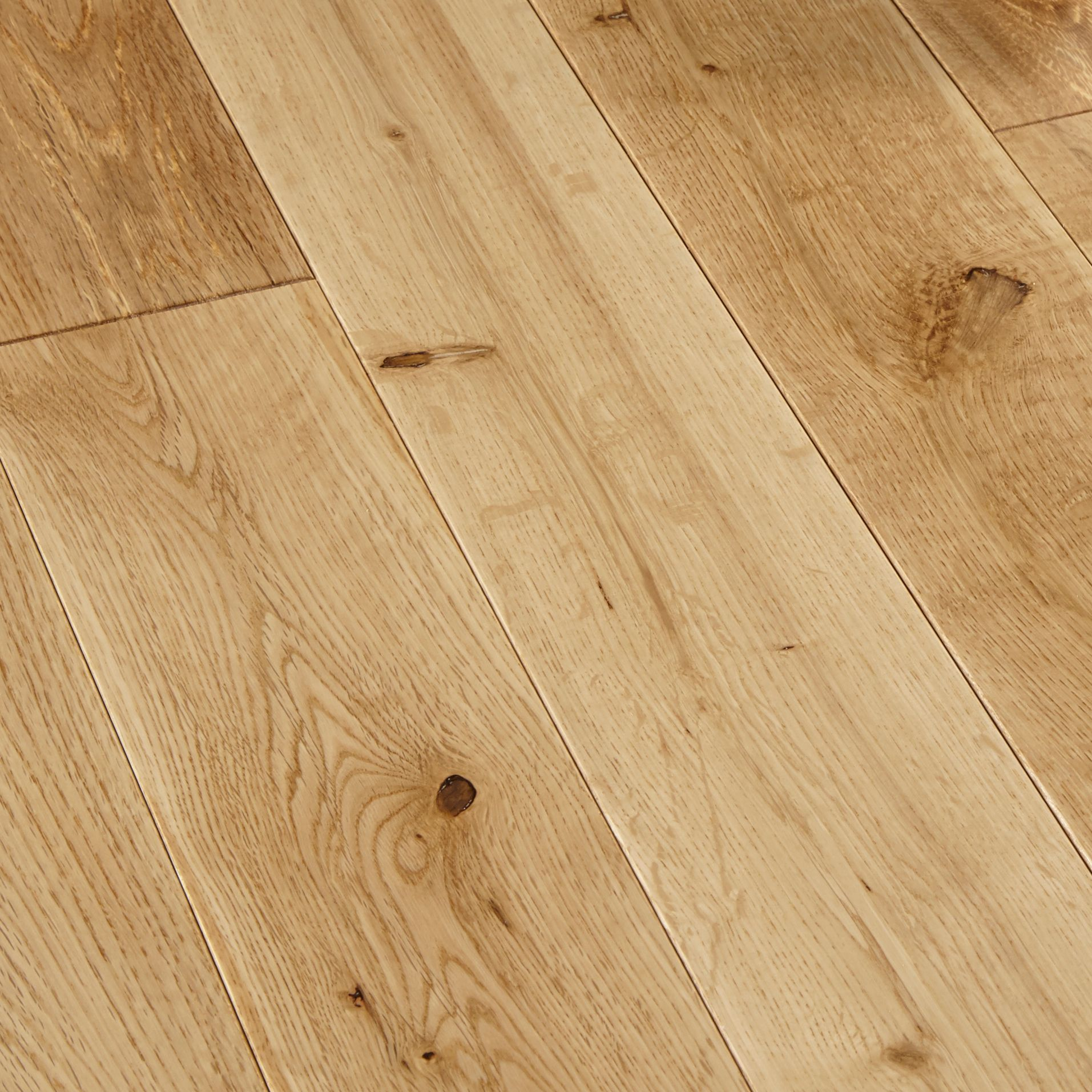 Colours Rondo Natural Solid Wood Flooring 1296 M