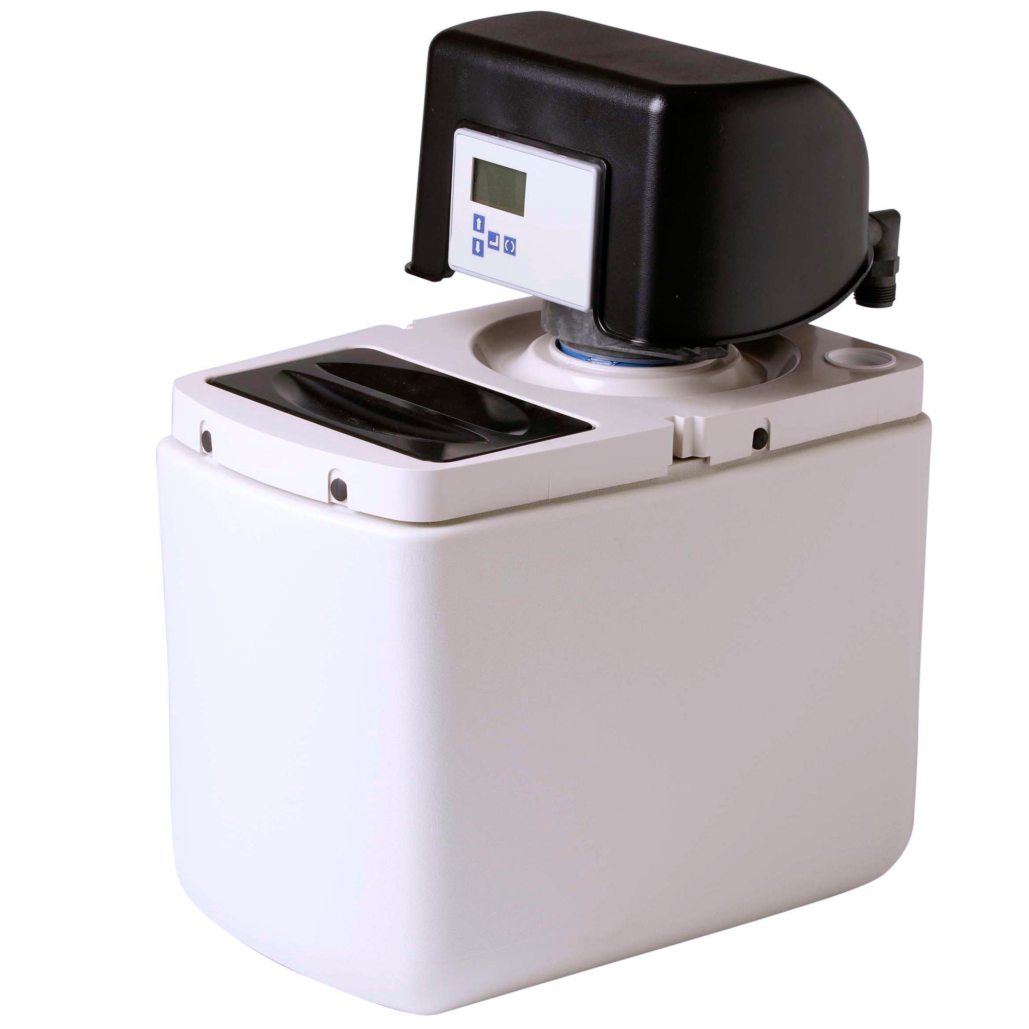 Permutit Timer Controlled Water Softener   Departments ... on Outdoor Water Softener Enclosure  id=62896