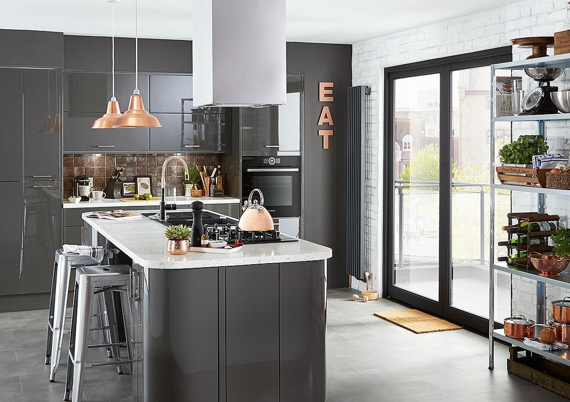 Design Your Own Kitchen B Q