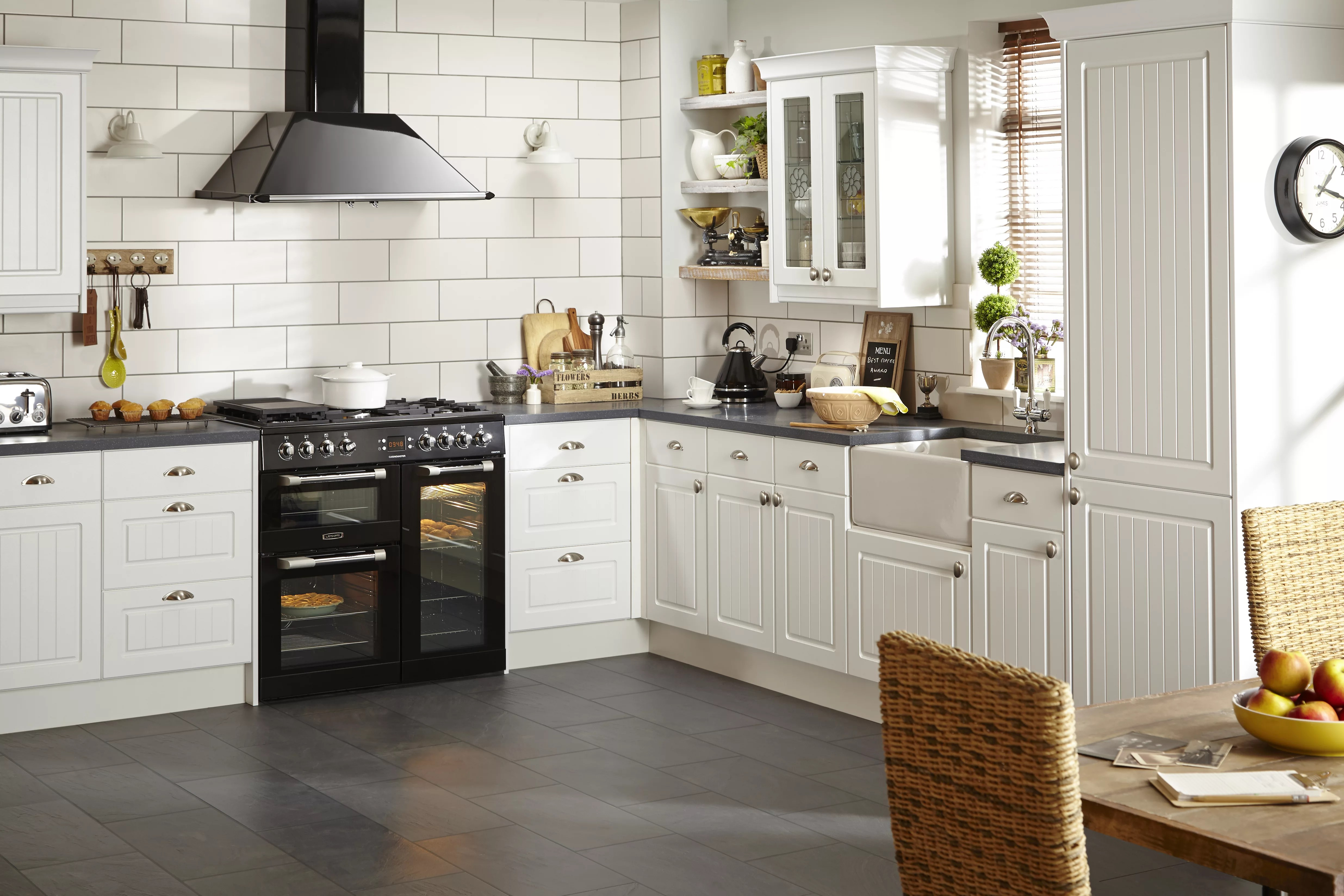Country Style Kitchen Doors
