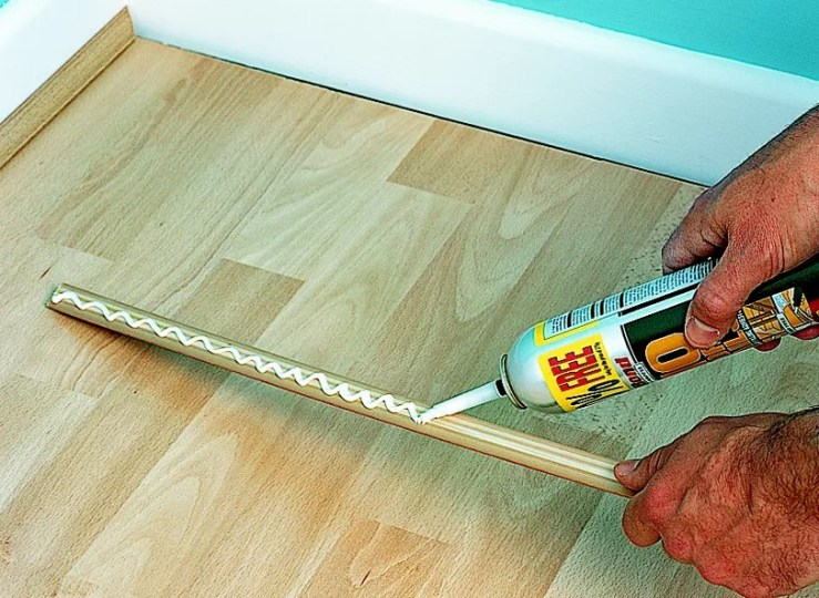 Trim For Laminate Flooring   Sevenstonesinc com How To Lay Laminate Real Wood Top Layer Flooring Ideas Advice