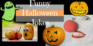 Funny Halloween Jokes Infographic
