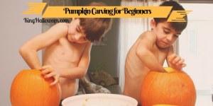 Halloween Pumpkin Carving for Beginners