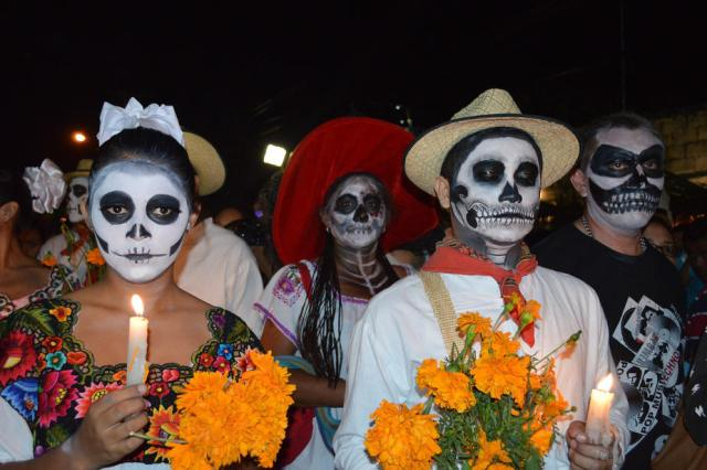 What is Dia de los Muertos Celebration