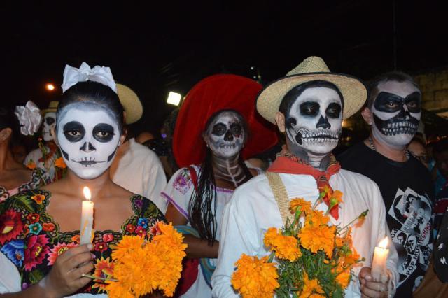 What is Dia de los Muertos Celebration