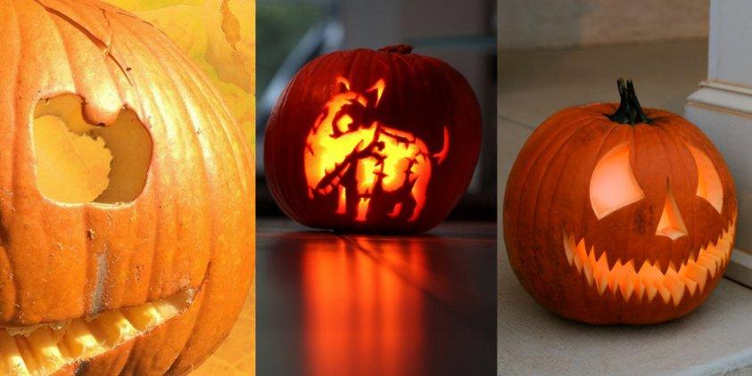 Jack-o-lantern symbol