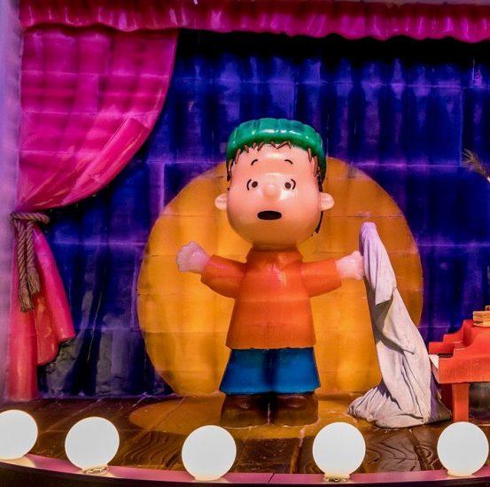 Linus from Charlie Brown Halloween Quiz